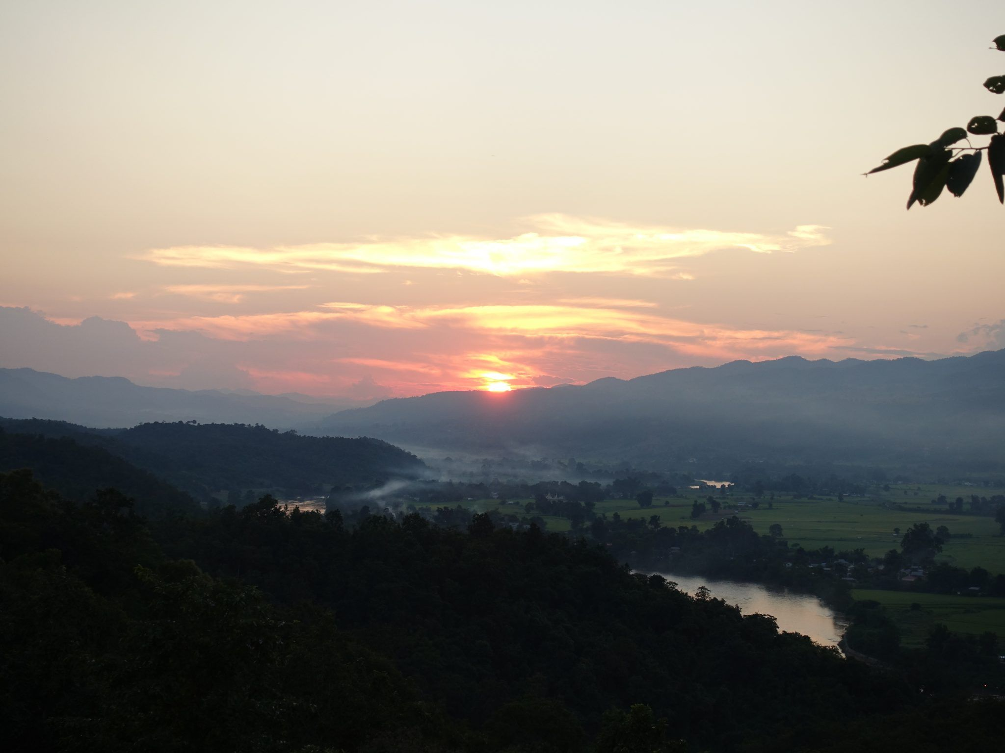 qué hacer en Hsipaw: Sunset Hill